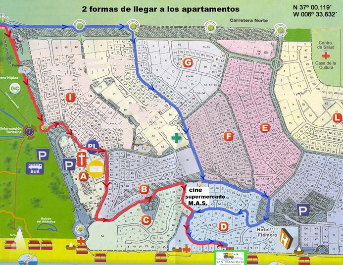 matalascanas mapa Matalascanas Espanha Mapa | thujamassages matalascanas mapa